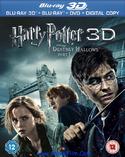 Гарри Поттер и Дары смерти: Часть 1 (Real 3D) (3 Blu-Ray)