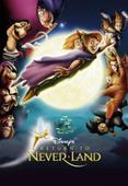 Питер Пэн: Возвращение в Нетландию (Blu-Ray)