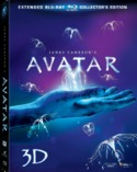 Аватар. Специальное издание. (Real 3D Blu-Ray + DVD)