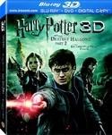 Гарри Поттер и Дары смерти: Часть 2 (Real 3D) (3 Blu-Ray)