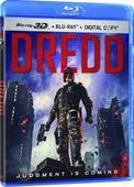 Судья Дредд (Real 3D Blu-Ray)
