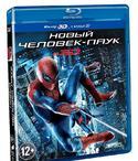 Новый Человек-паук (Real 3D Blu-Ray)