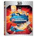 В гости к Робинсонам 3D (Blu-Ray)