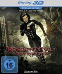 Обитель зла: Возмездие (Real 3D Blu-Ray)