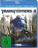 Трансформеры 3: Тёмная сторона луны (Real 3D Blu-Ray)
